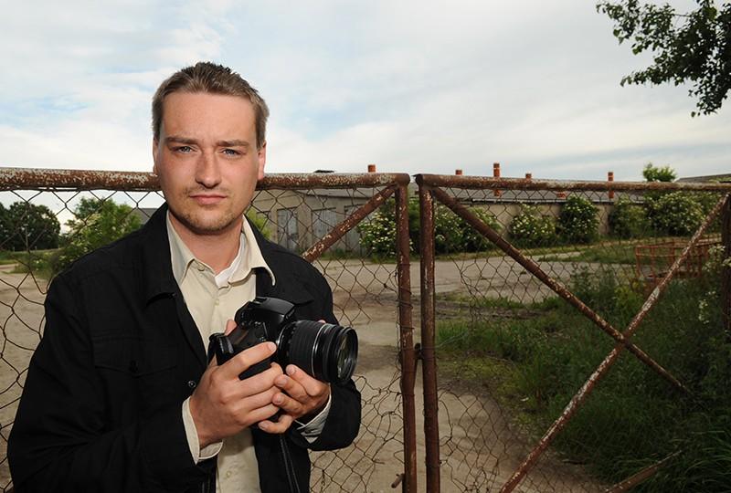 Jan Peifer ist im Namen der Tiere im Einsatz und stets seine Kamera zur Hand.