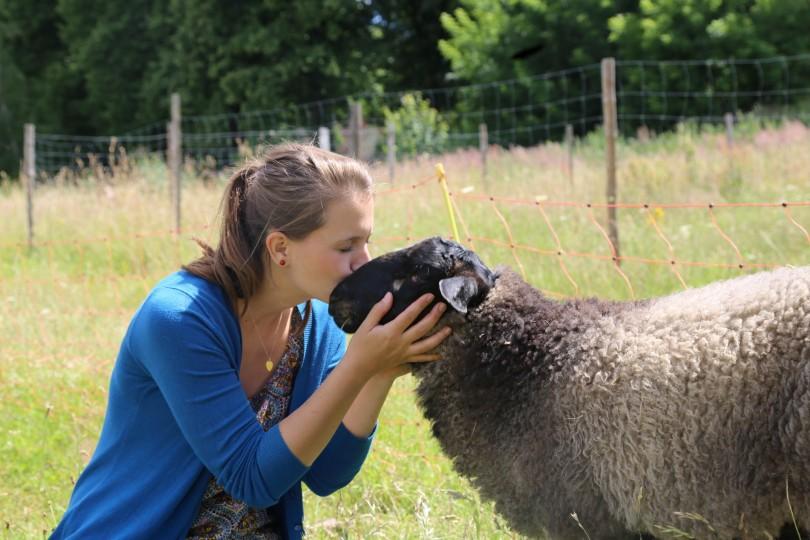 Kleines Schaf, große Liebe!